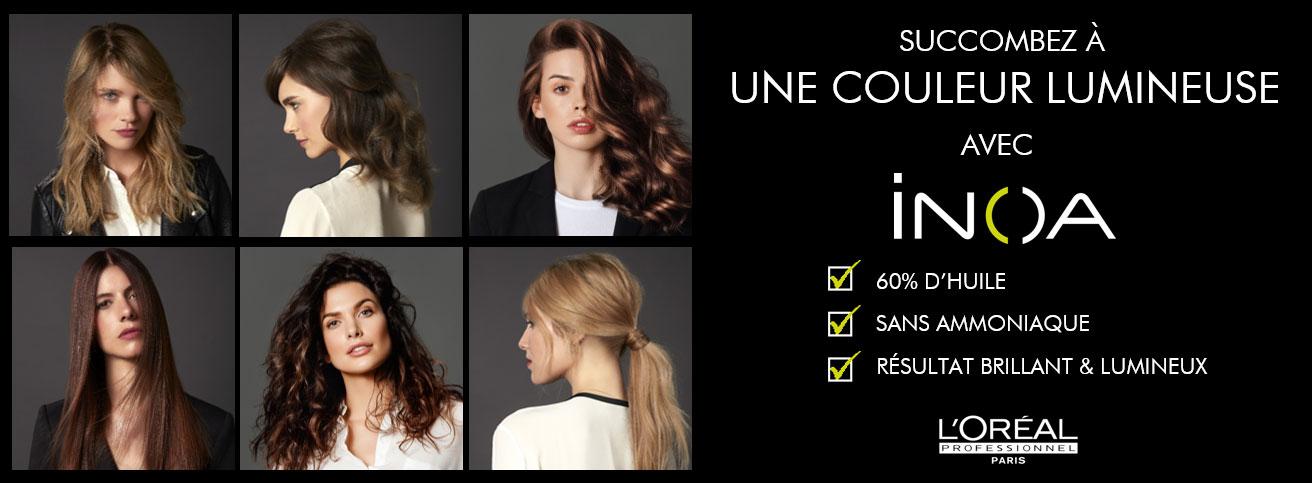 coloration sans ammoniaque de L'Oréal Professionnel