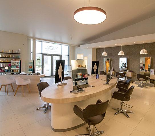 expériences salon Yséal coiffure, coiffeur pour homme et femme