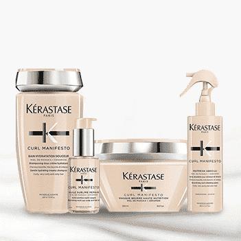 Simplifier le soin et le coiffage des boucles naturelles avec curl manifesto de kérastase